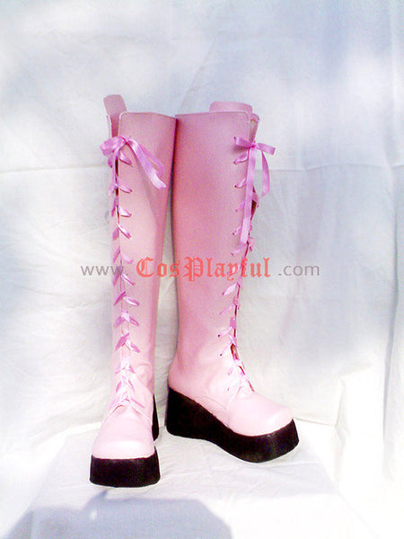 Inspired by Kingdom Hearts II Kairi Cosplay Boots