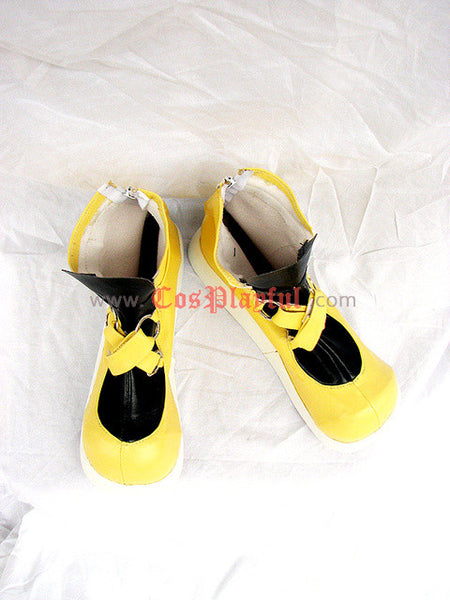 Inspired by Kingdom Hearts Sora Cosplay Shoes / Cosplay Short Boots