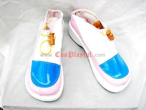Inspired by Kingdom Hearts Kairi Cosplay Shoes