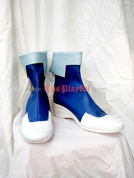 Inspired by Gundam Seed Earth Cosplay Shoes/ Cosplay Boots