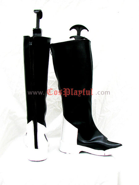Inspired by Gundam ZAFT Cosplay Boots Black
