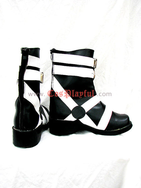 Inspired by Soul Eater Maka Cosplay Boots / Cosplay Shoes