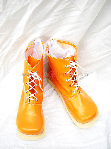 Inspired by Final Fantasy 7 Yuffie Cosplay Boots / Cosplay Shoes