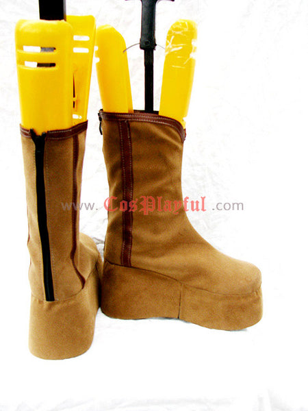 Inspired by Gin Tama Kagura Cosplay Boots Winter Version
