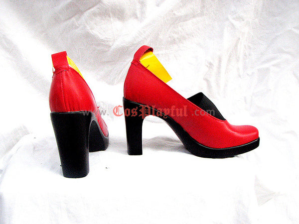 Inspired by Aria Aika Cosplay Shoes - Cosplayful