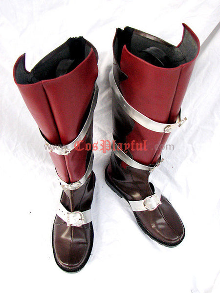 Inspired by Final Fantasy 13 Lightning Cosplay Boots 2
