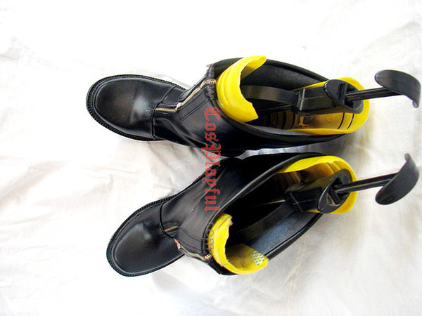 Inspired by Final Fantasy 7 Zack Fair Cosplay Boots / Cosplay Shoes Zax
