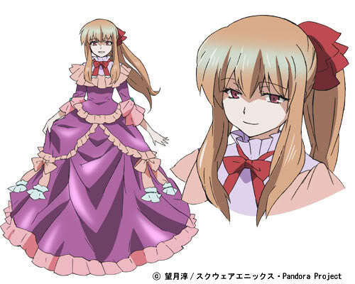 Inspired by Pandora Hearts Sharon Rainsworth Cosplay Costume