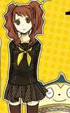 Inspired by Persona 4 Cosplay Costume School Uniform Female