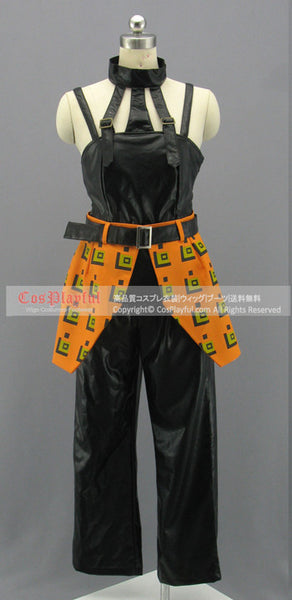 Inspired by JoJo's Bizarre Adventure Narancia Ghirga Cosplay Costume