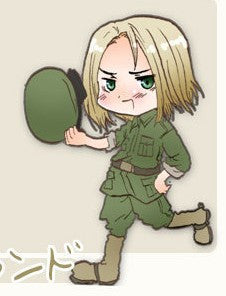 Inspired by Hetalia Axis Powers Poland Feliks Cosplay Costume