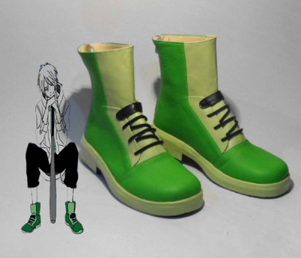 Inspired by Psycho Pass Makishima Shogo Cosplay Boots