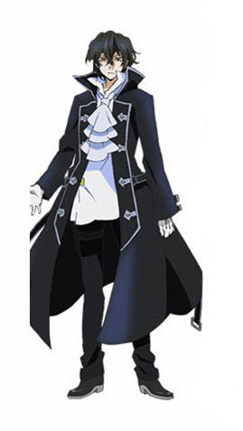 Inspired by Pandora Hearts Raven Gilbert Nightray Cosplay Costume