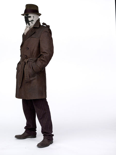 Commission Rorschach Cosplay Costume-Jacket and Hat Only - Cosplayful