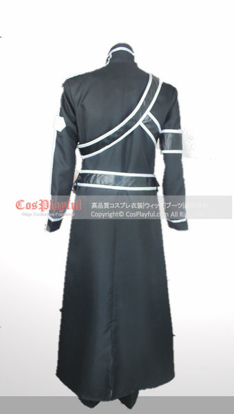 Inspired by Sword Art Online Kirito Cosplay Costume