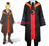 Inspired by Assassination Classroom Koro Sensei Cosplay Costume