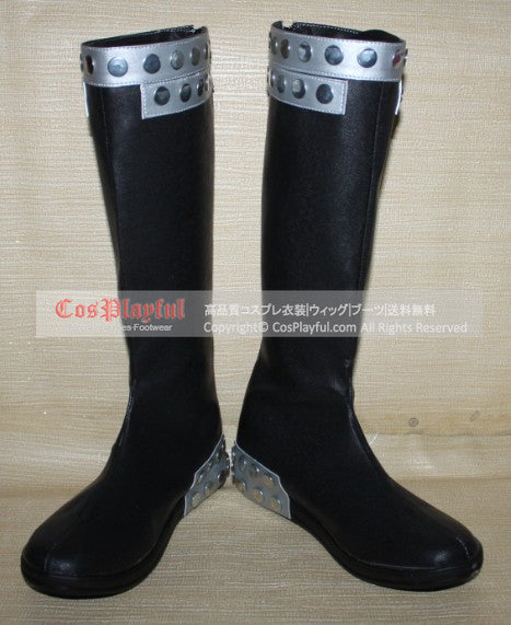 Inspired by Gajeel Redfox from Fairy Tail Cosplay Boots