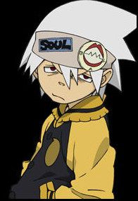 Inspired by Soul Eater Evans Cosplay Costume