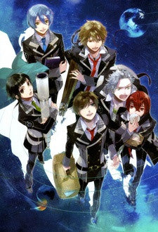 Inspired by Starry ??? Sky Cosplay Costume - Starry Sky Uniform