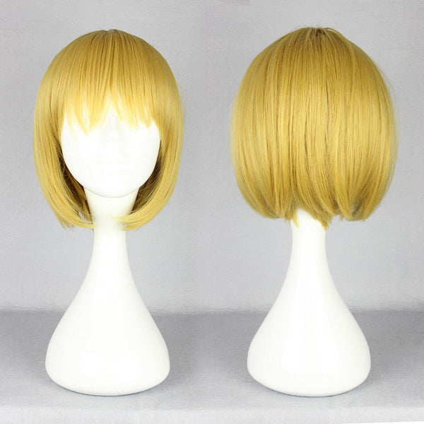 Inspired by Armin Arlert from Attack on Titan Cosplay Wig