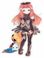 Inspired by Tales of the Abyss Arietta the Wild Cosplay Costume