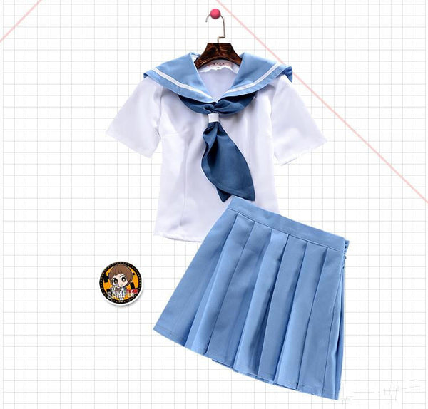 Inspired by Kill La Kill Mako Mankanshoku Cosplay Costume