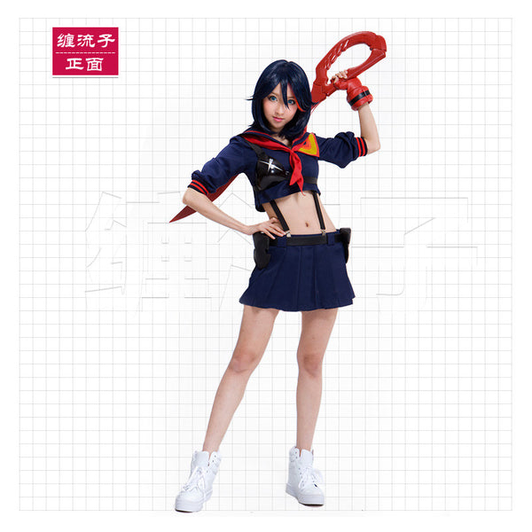 Inspired by Kill La Kill Ryuko Matoi Cosplay Costume