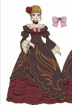 Inspired by Umineko no Naku Koro ni Beatrice Cosplay Costume