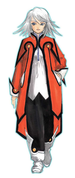 Inspired by Tales of Symphonia Refill Sage Cosplay Costume