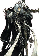 Inspired by Trinity Blood Abel Nightroad Cosplay Costume