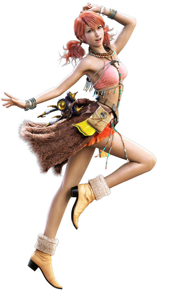 Inspired by Final Fantasy XIII 13 Oerba Dia Vanille Cosplay Wig- Vanilla
