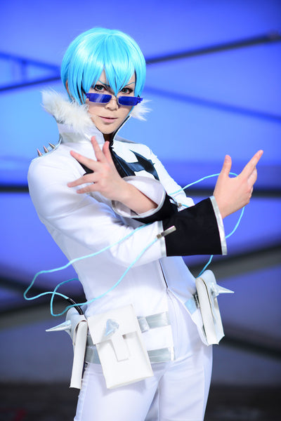 Inspired by Kill La Kill Houka Inumuta Cosplay Costume