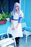 Inspired by Rize Kamishiro from Tokyo Ghoul Cosplay Costume