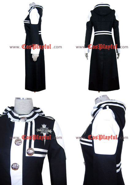 Inspired by Allen Walker - 1st Uniform - D.Gray-Man Cosplay - Cosplayful
