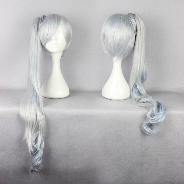 Inspired by RWBY Weiss Schnee Cosplay Wig