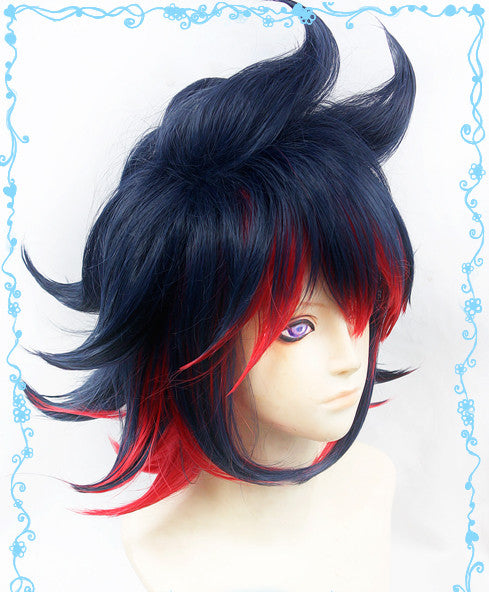 Inspired by Kill La Kill Ryuko Matoi Cosplay Wig