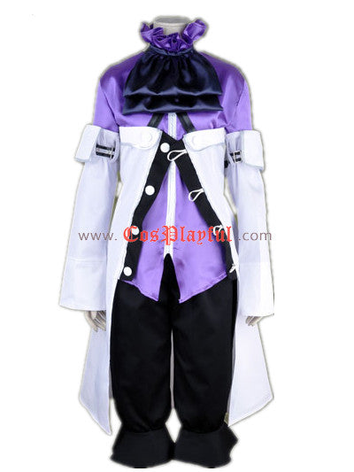 Inspired by Pandora Hearts Xerxes Break Cosplay Costume