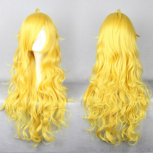 Inspired by Yellow Trailer from RWBY Yang Xiao Long Cosplay Wig