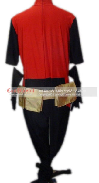 Inspired by Young Justice Robin Cosplay Costume