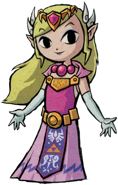 Inspired by Princess Zelda Cosplay Costume