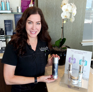 Dr. Jacobs, Chicago Dermatology with ALASTIN Skincare