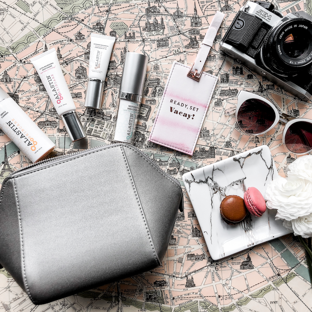 Which Beauty Products Should I Pack for my Next Vacation?
