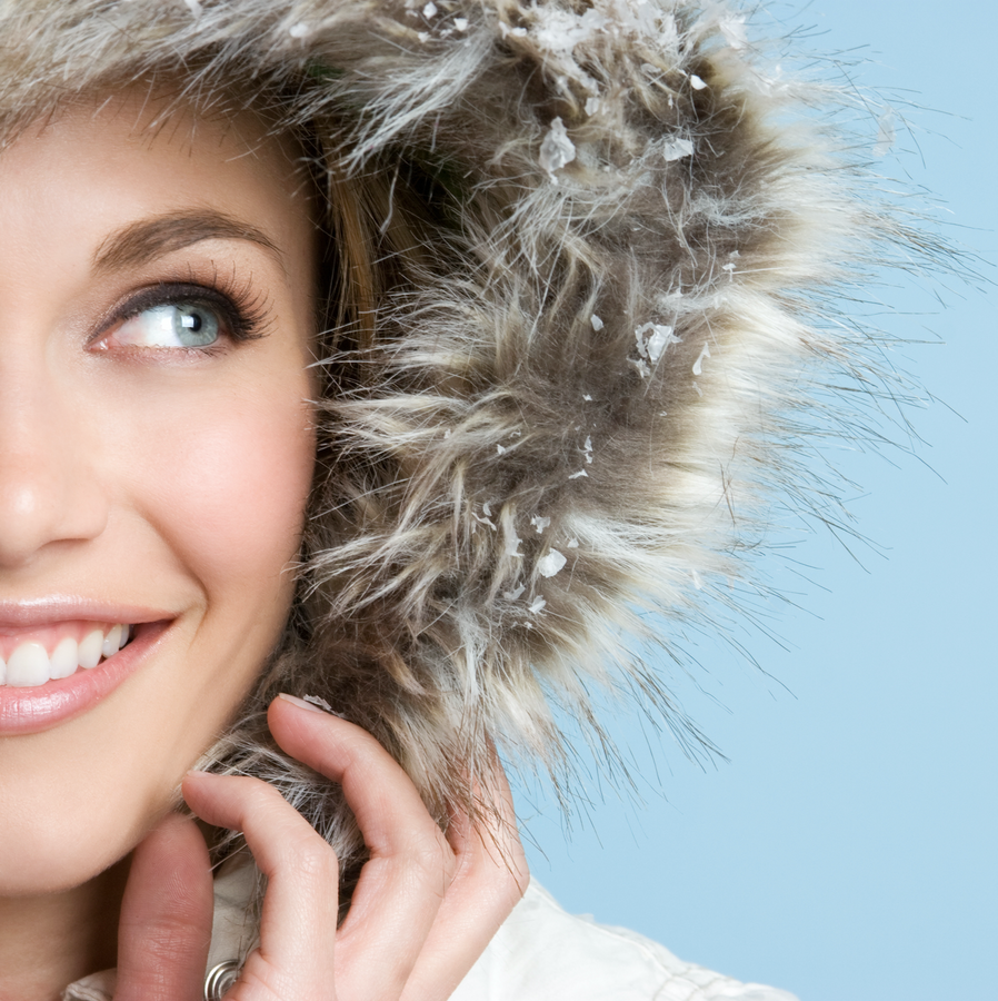 WinterSkincare_WomanCoat
