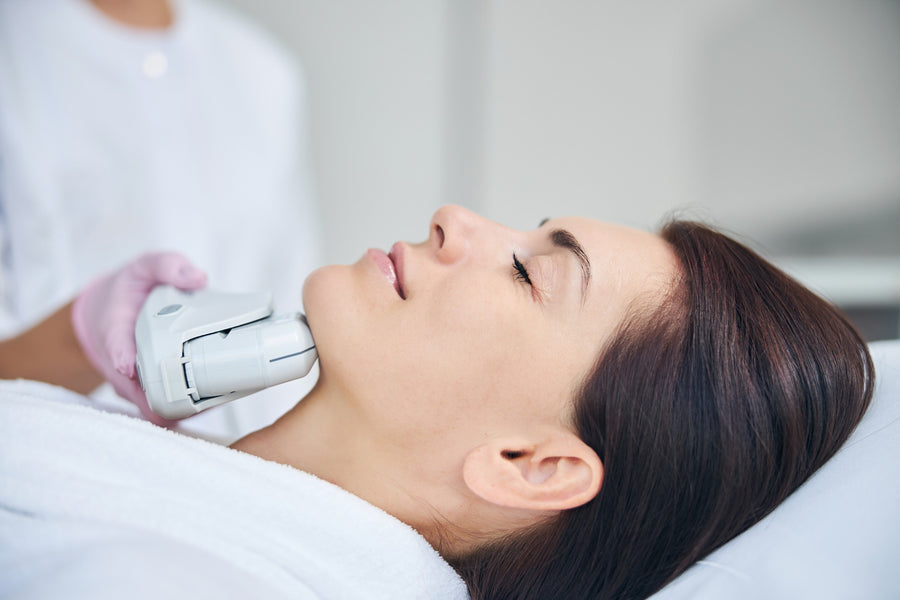 Ultrasound Skin Tightening