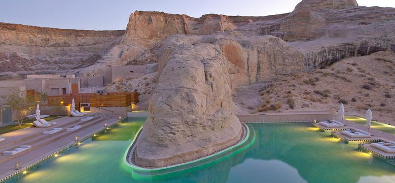 Top Destination Spa: Amangiri Resort | ALASTIN Skincare