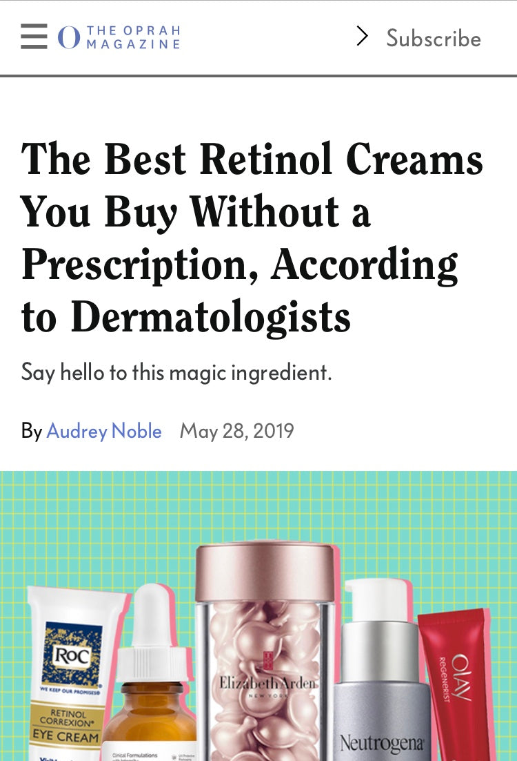 The Best Retinol Creams You Buy Without a Prescription