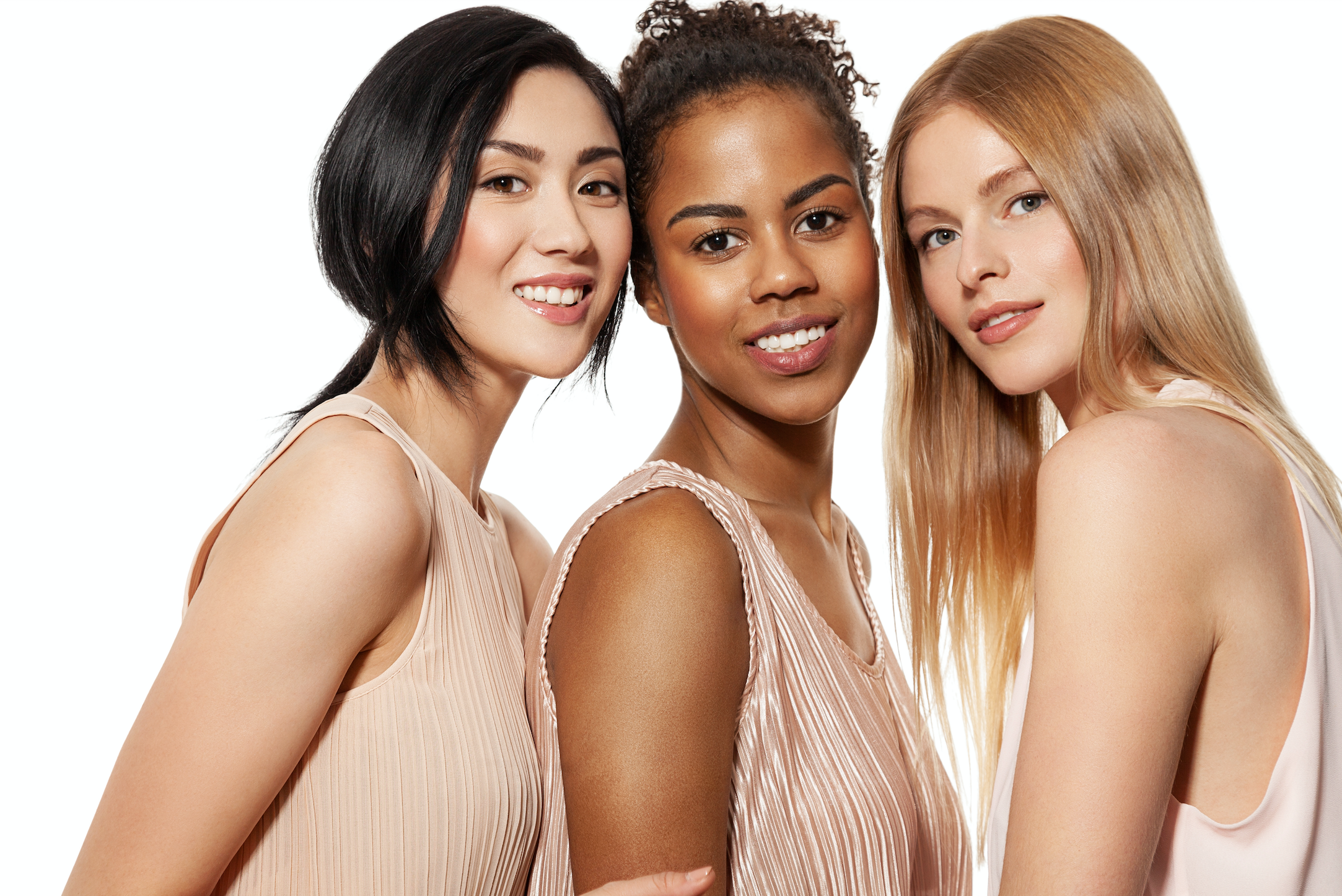 Young Multi-Ethnic Models | ALASTIN Skincare
