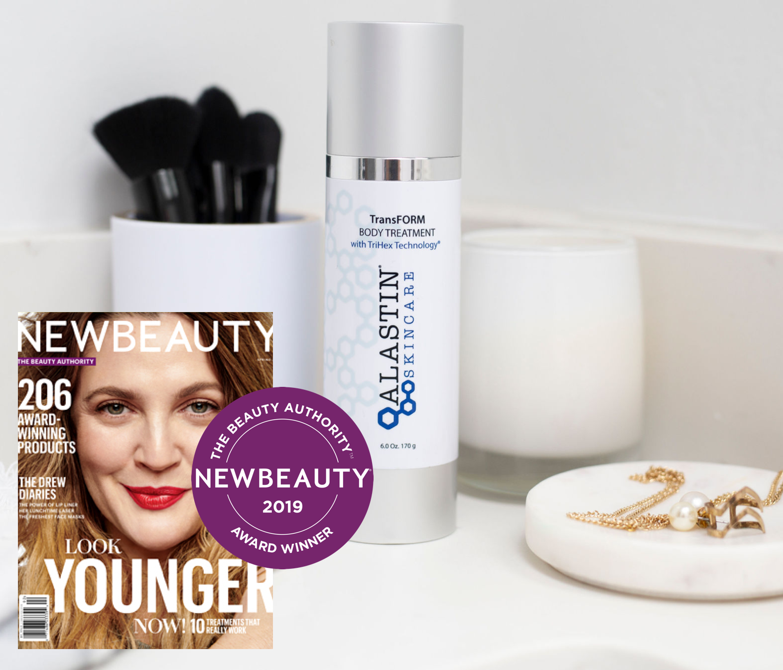 NewBeauty Innovation Award | ALASTIN Skincare