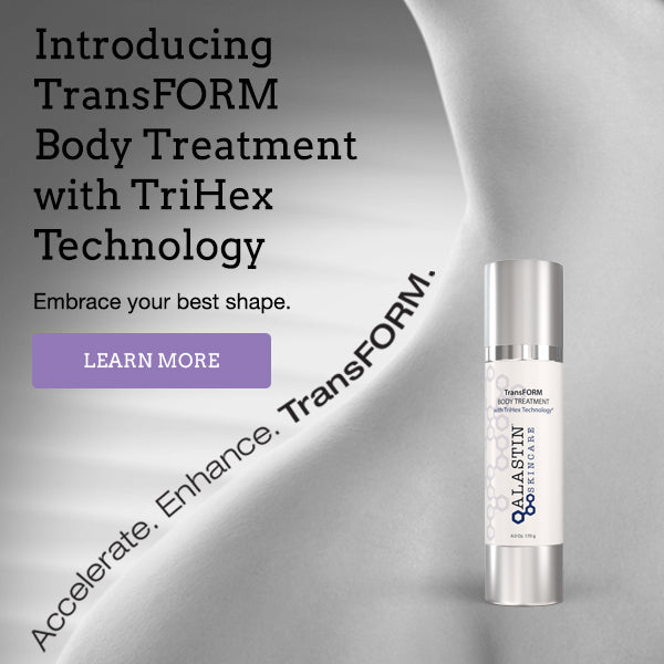 TransFORM Body Treatment with TriHex Technology®