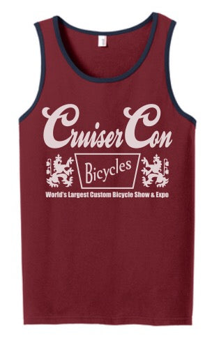 CruiserCon Men's Tank Top